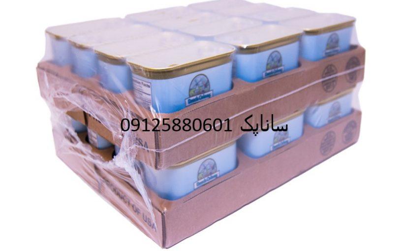 دستگاه شیرینگ بسته بندی دوگانه سوز 36800441 021