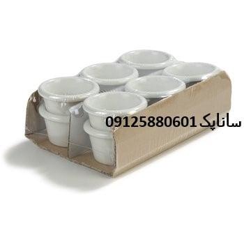 دستگاه شیرینگ ظروف